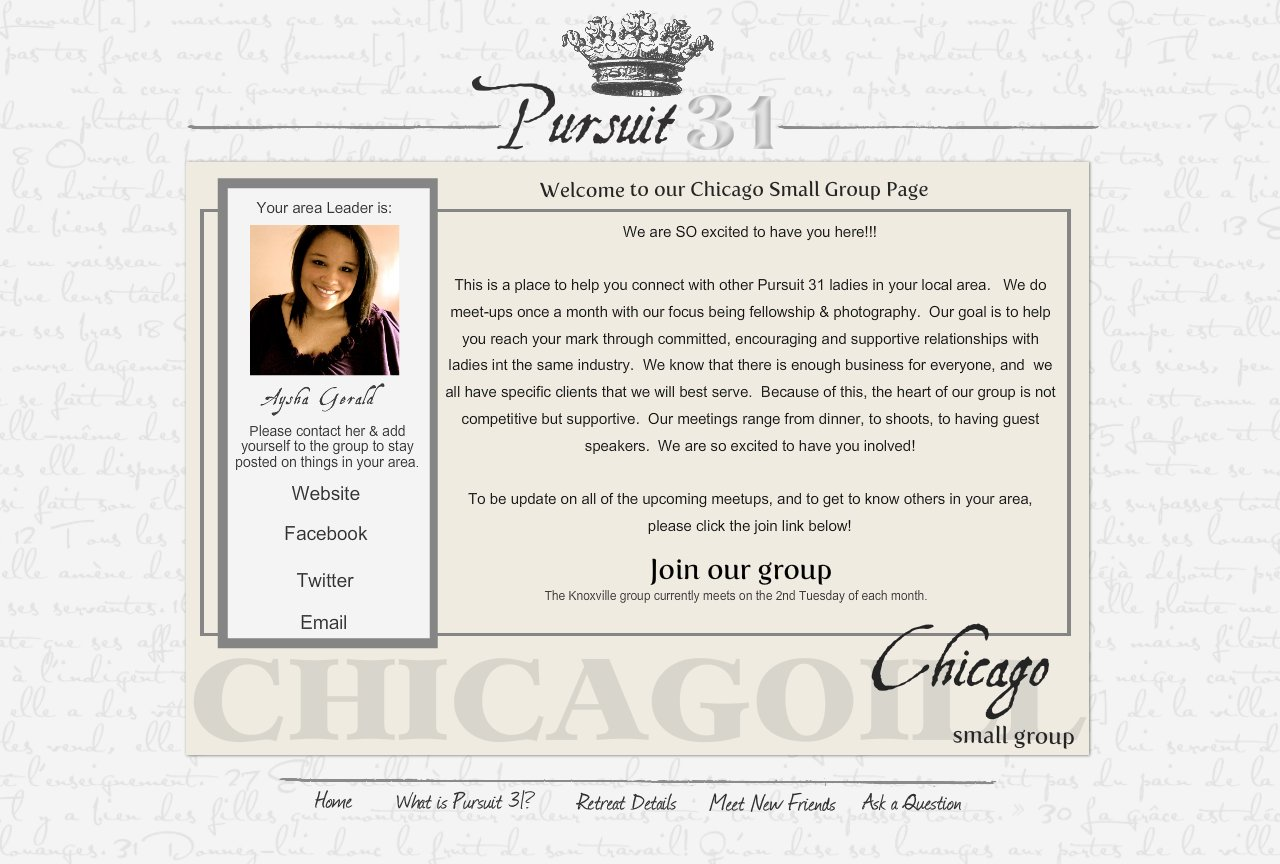 P31 Group Chicago