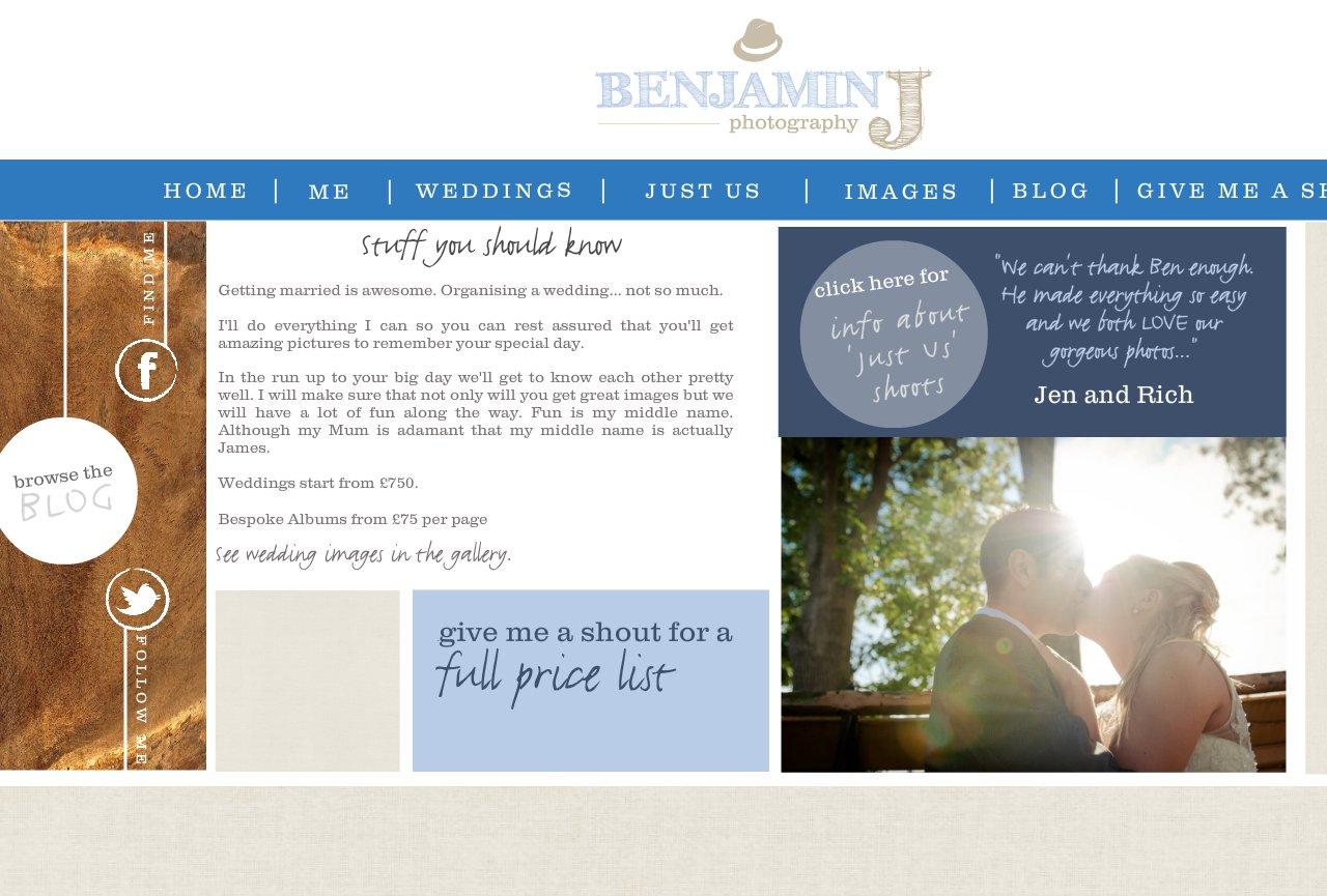 Info Wedding