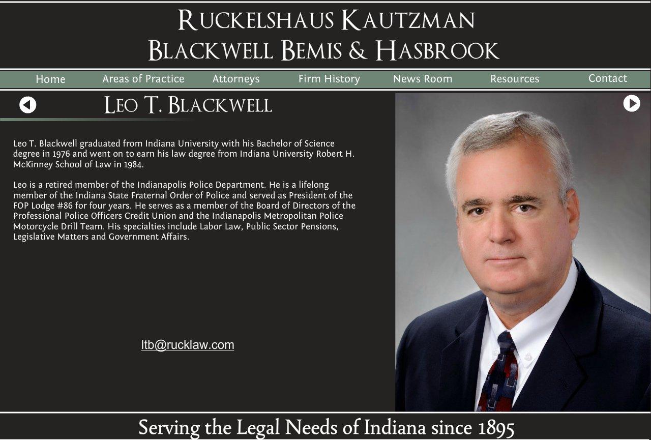 Leo Blackwell