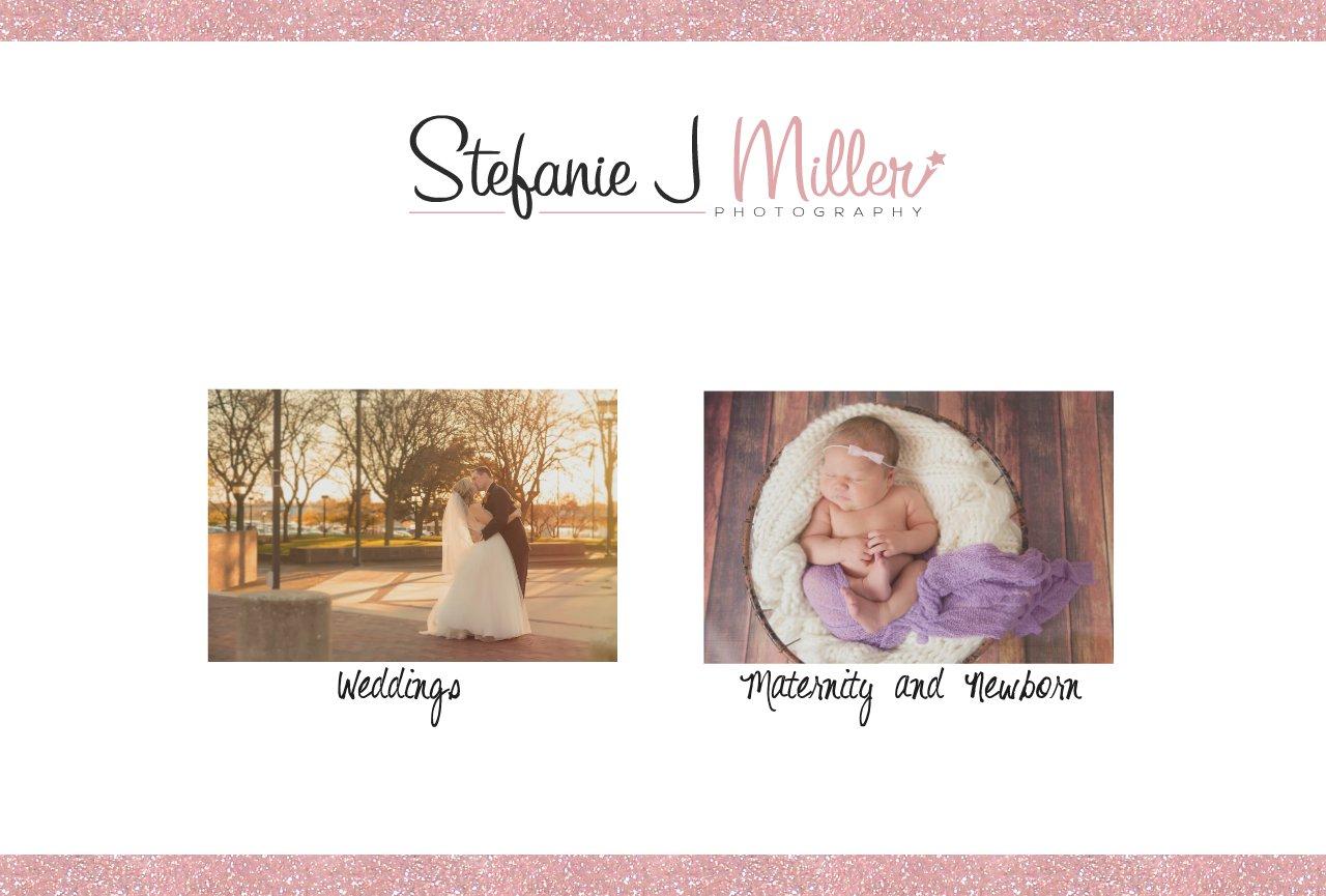 Bay City, MI Wedding and Portrait Photography - Senior Pictures - Newborn Photography