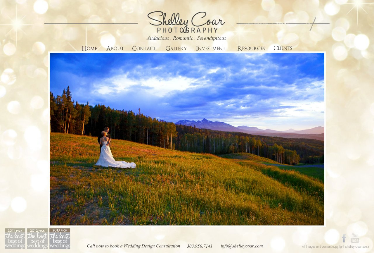 Colorado Mountain Wedding Photography by Shelley Coar in Denver, Colorado
