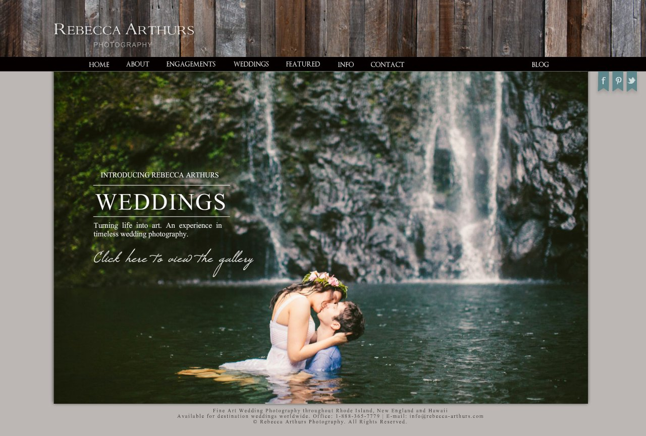 Gallery-Intro Hawaii Wedding Photographer