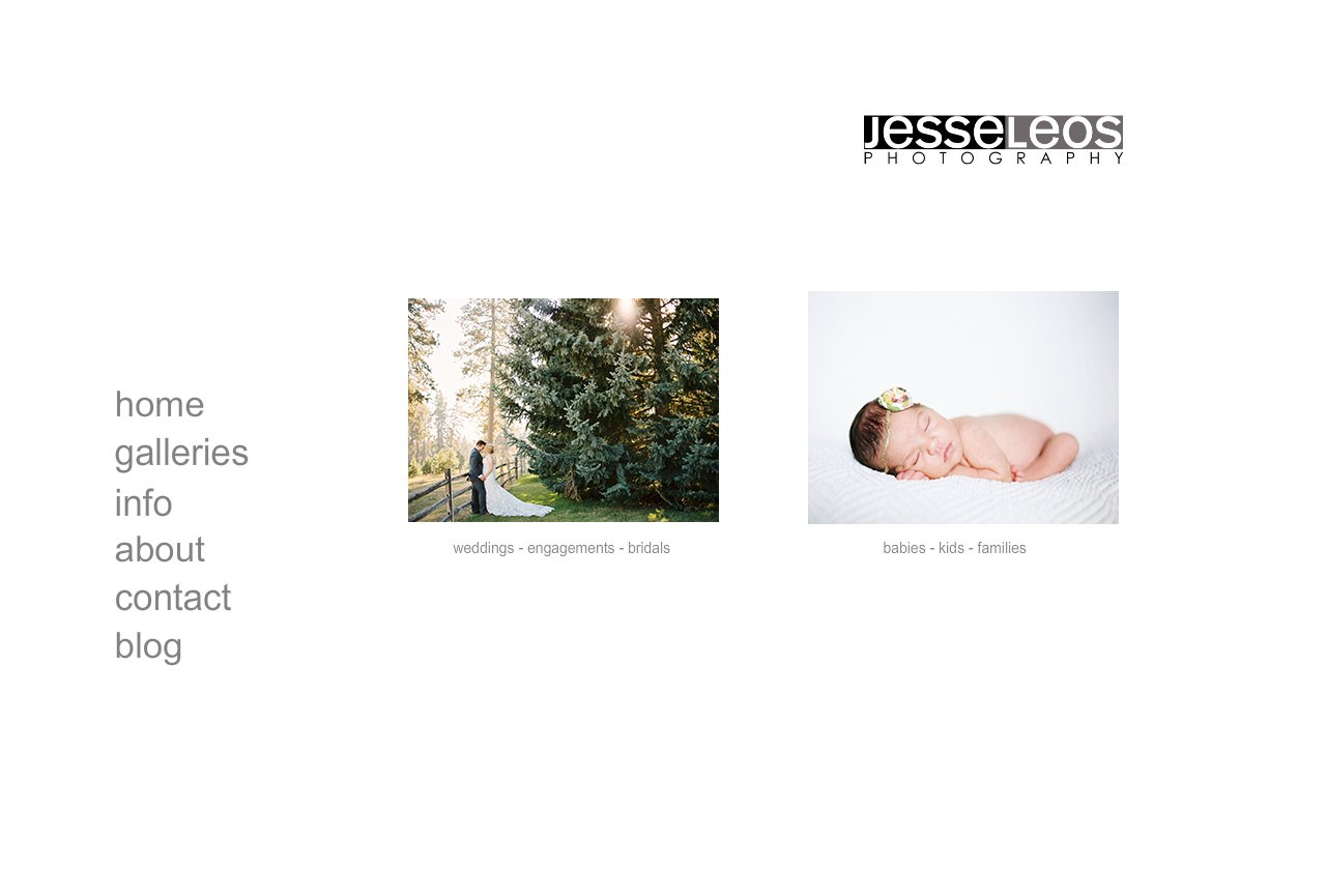 Jesse Leos Photography - Blogs