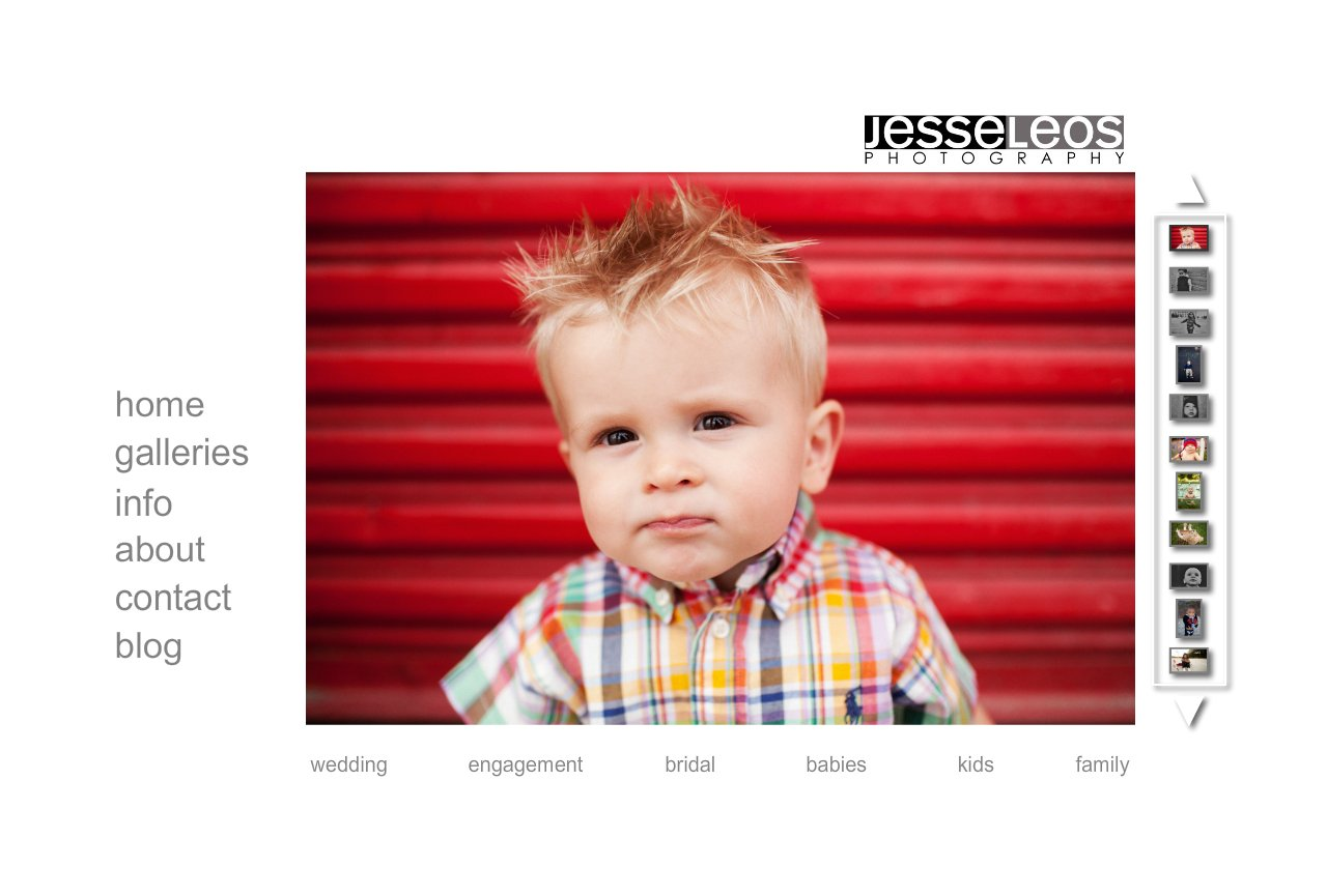 Jesse Leos Photography - Kids