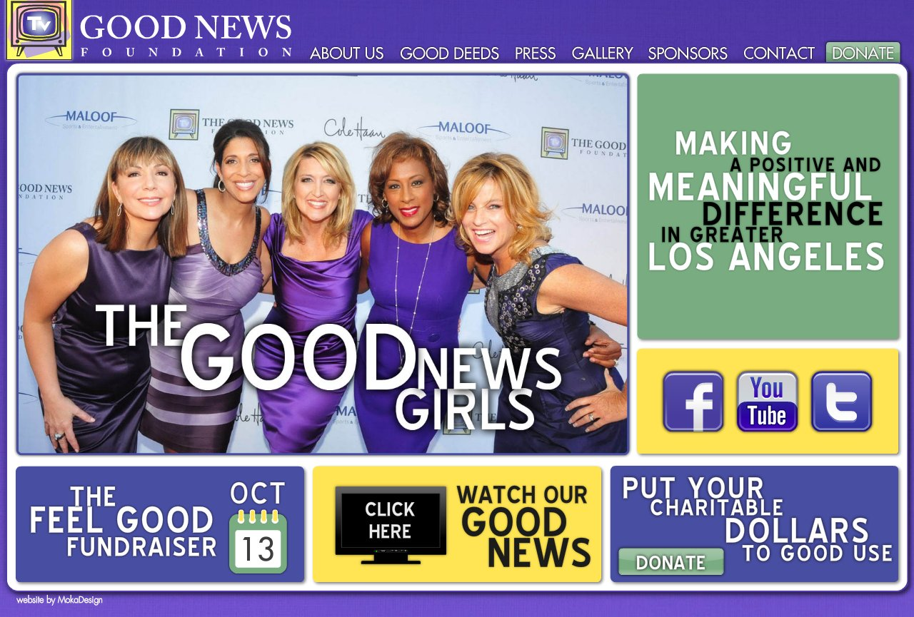 Good News Homepage