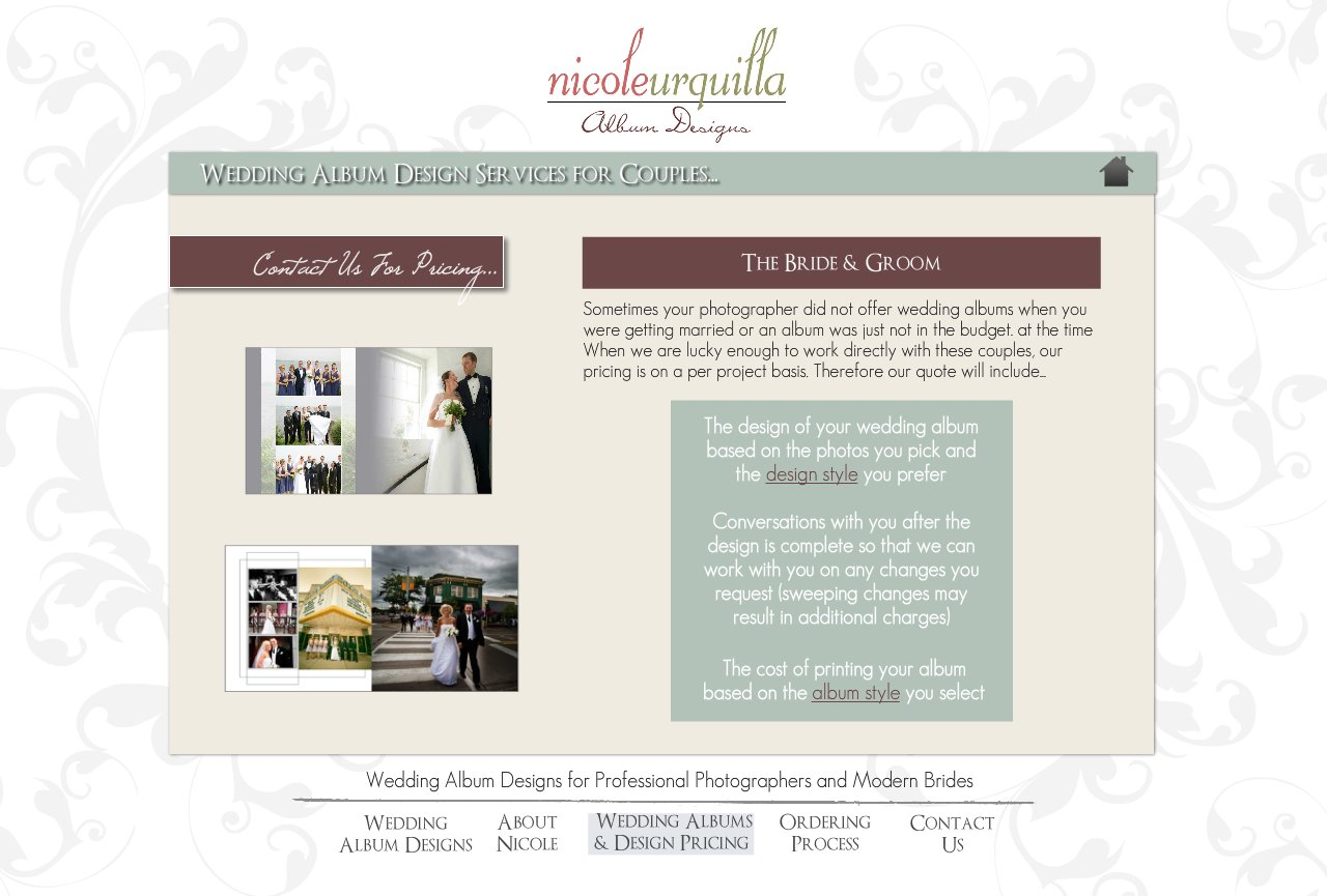 Wedding Album Design Services for Couples - Wedding Album Design Services for Professional Photographers and Individual Couples