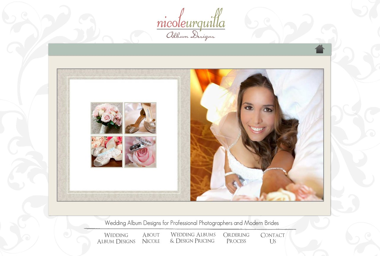 Wedding Album Design Services for Professional Photographers and Individual Couples