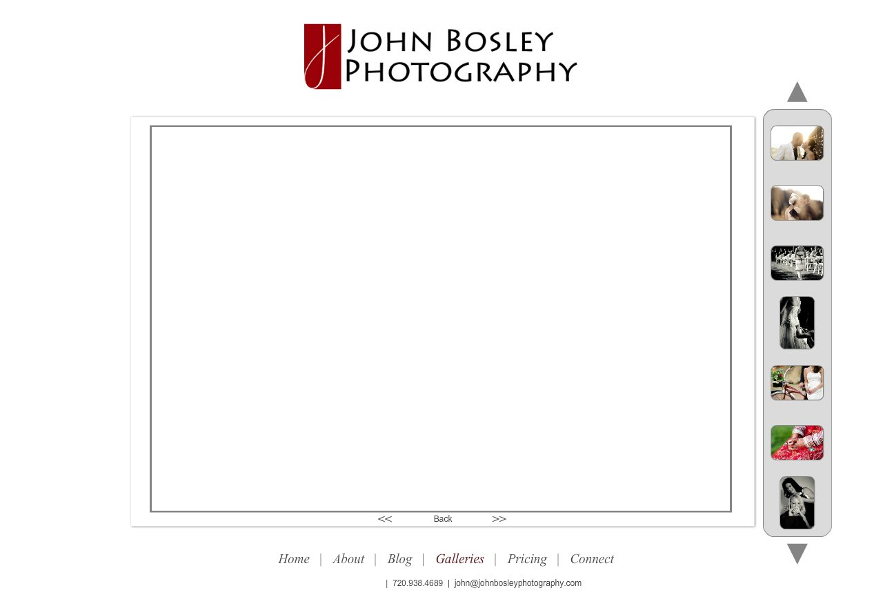 Denver Portrait, Senior and Wedding Photographer - John Bosley Photography : Weddings and Engagements