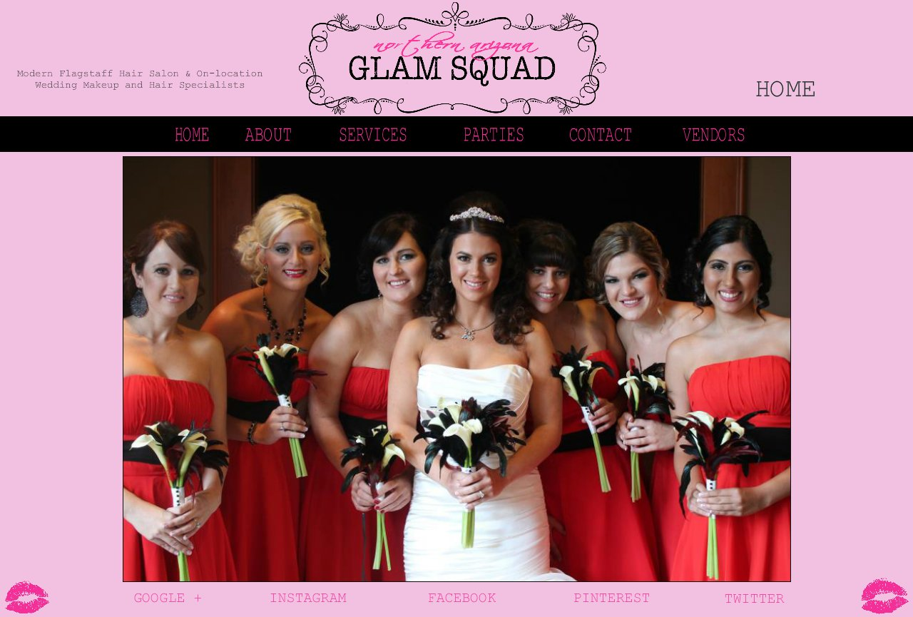 Northern Arizona Glam Squad | Flagstaff, Sedona, Northern Arizona
