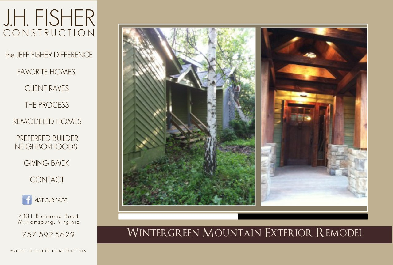 Remodel-Wintergreen