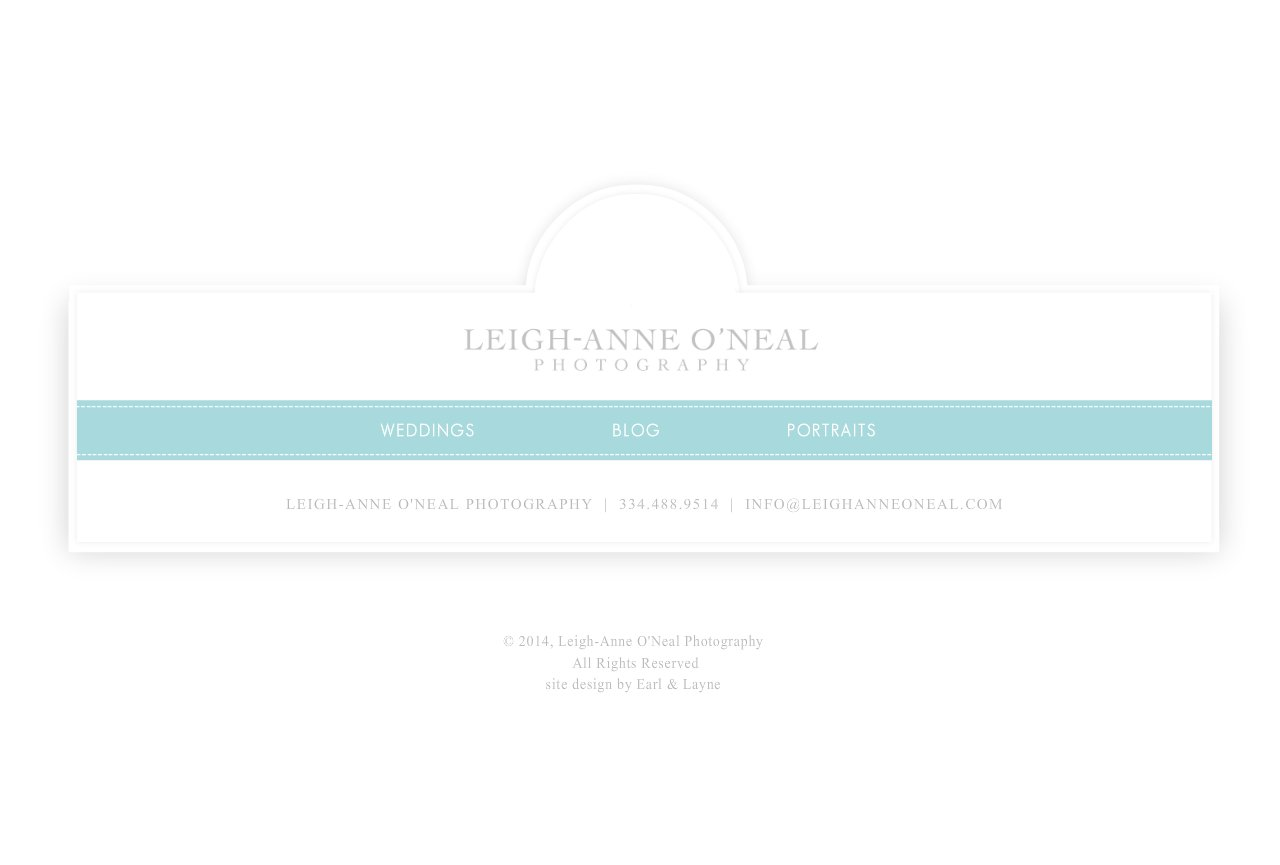 Leigh-Anne O'Neal Photography | Wedding & Portraits | 334.488.9514