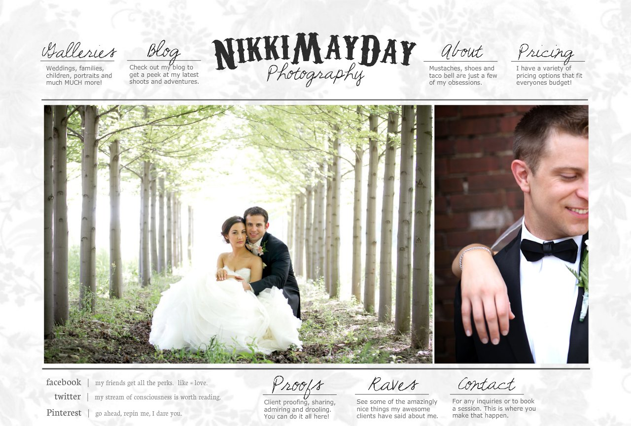 Tampa, St. Petersburg, Clearwater, Sarasota Wedding Photographer | NikkiMayDay Photography