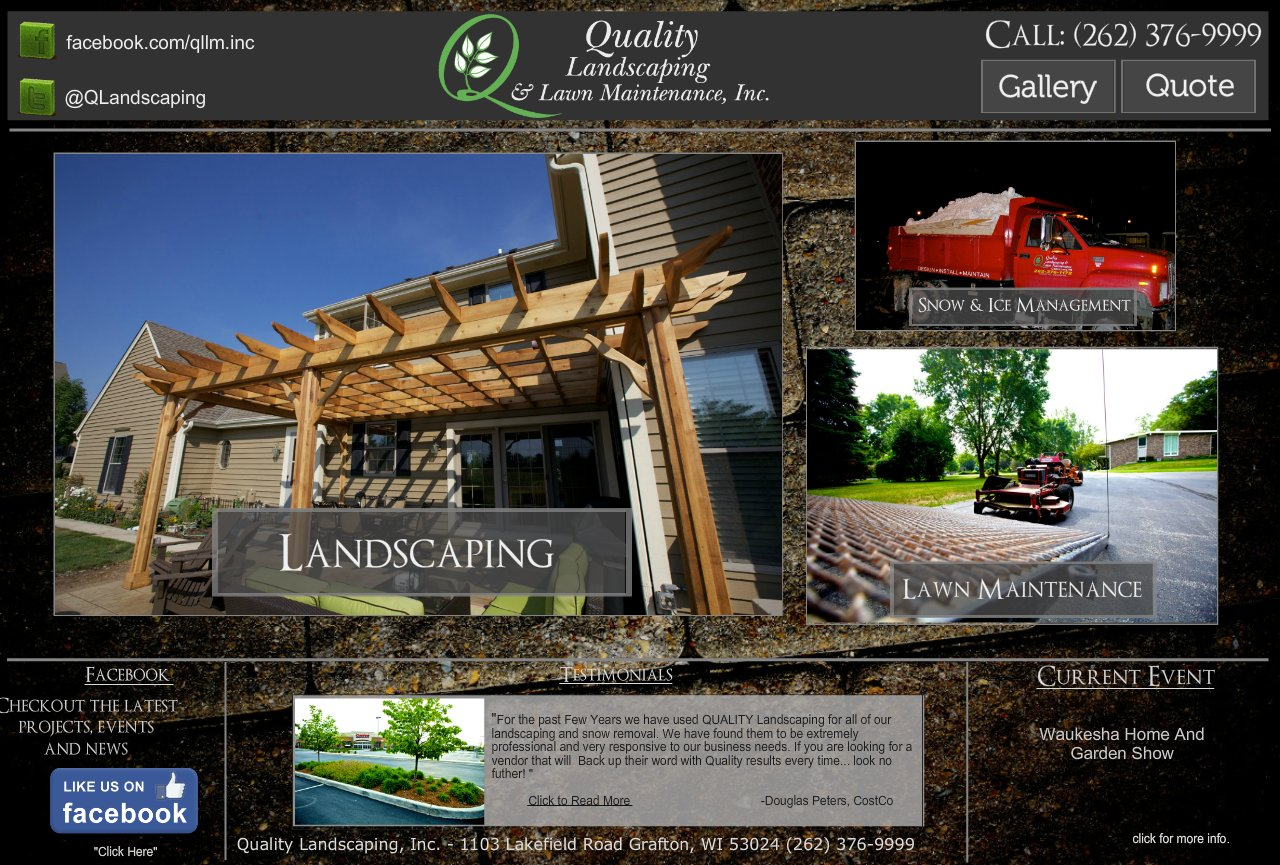 Quality Landscaping Inc.