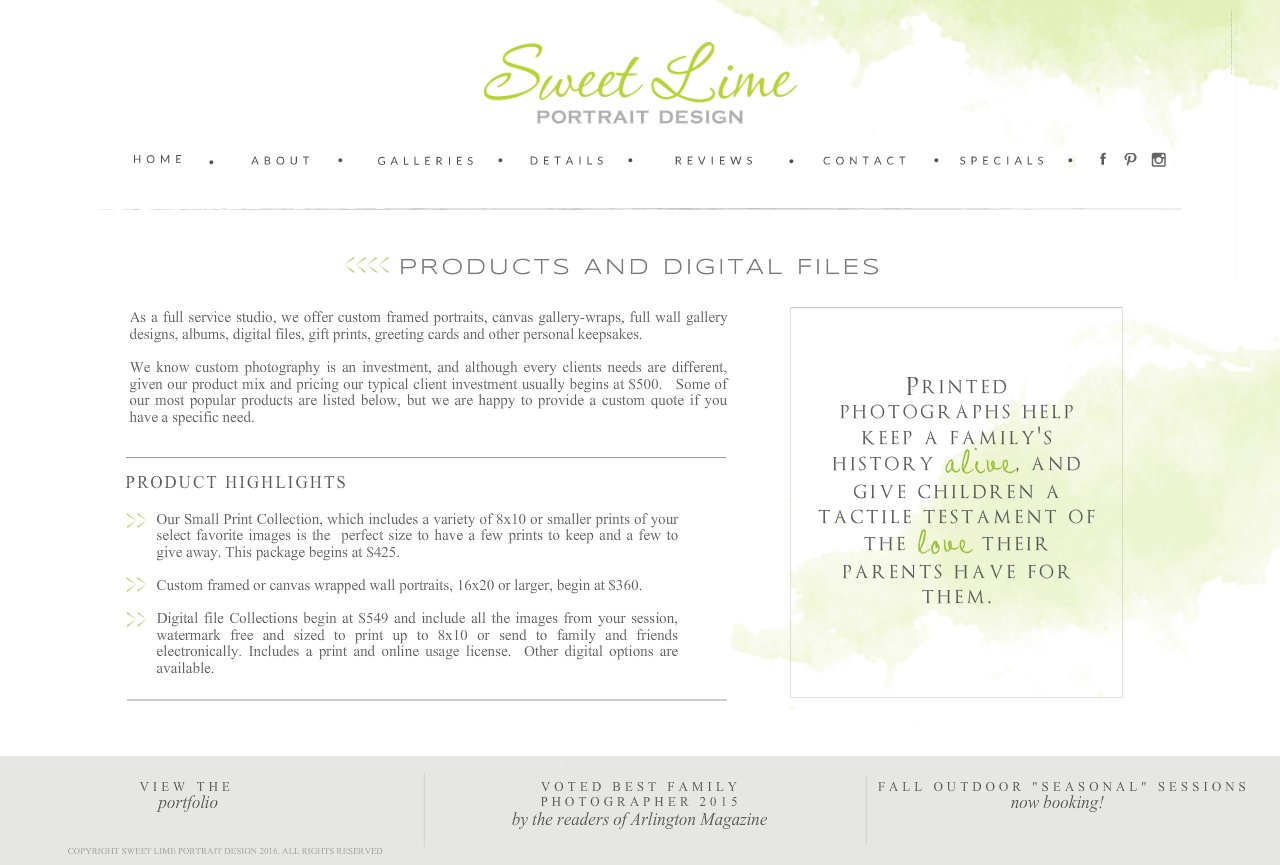 Sweet Lime Portrait Design- Arlington, VA- Newborn, Maternity, Child and Family Photography