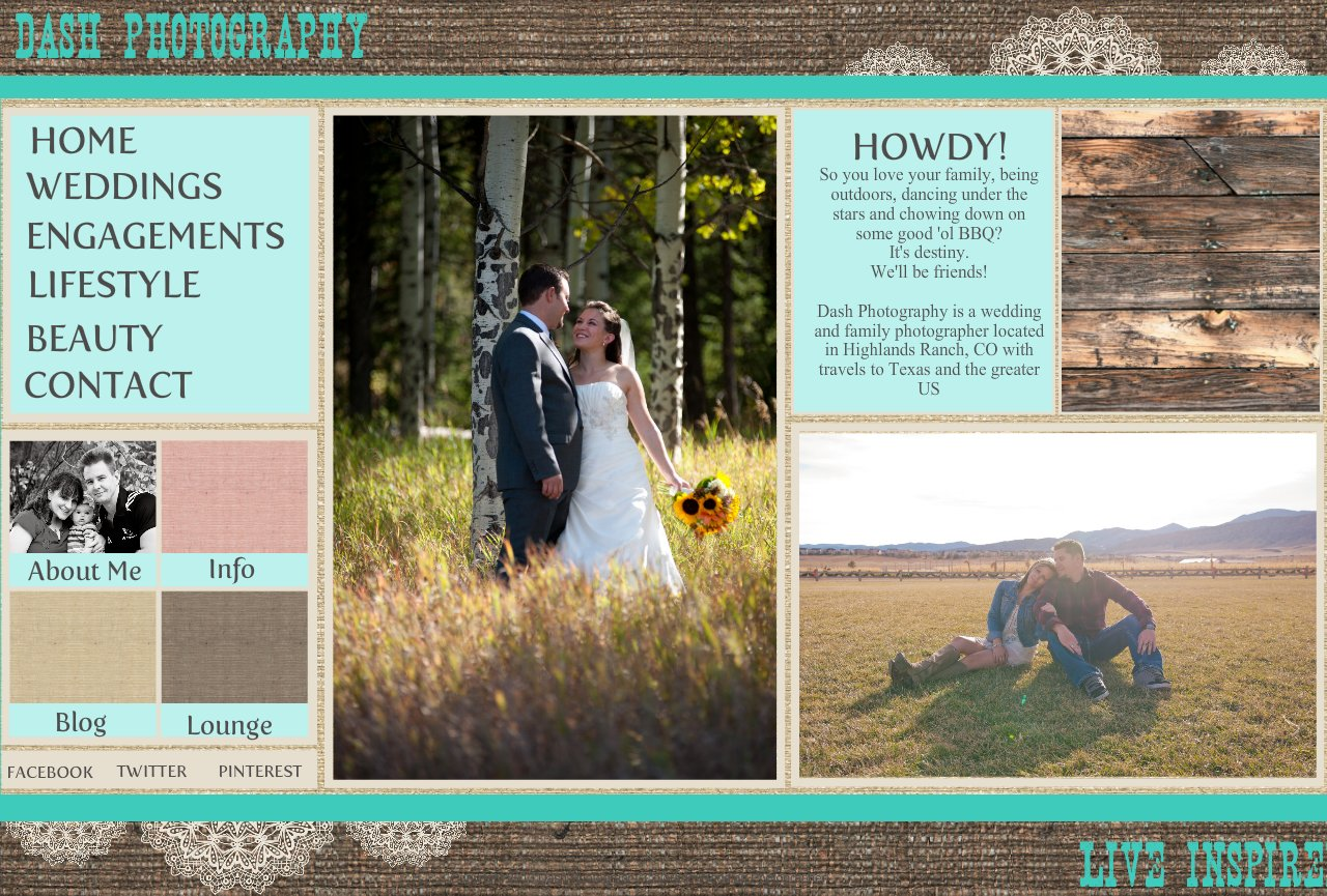 Wedding and Family Photographer in Highlands Ranch
