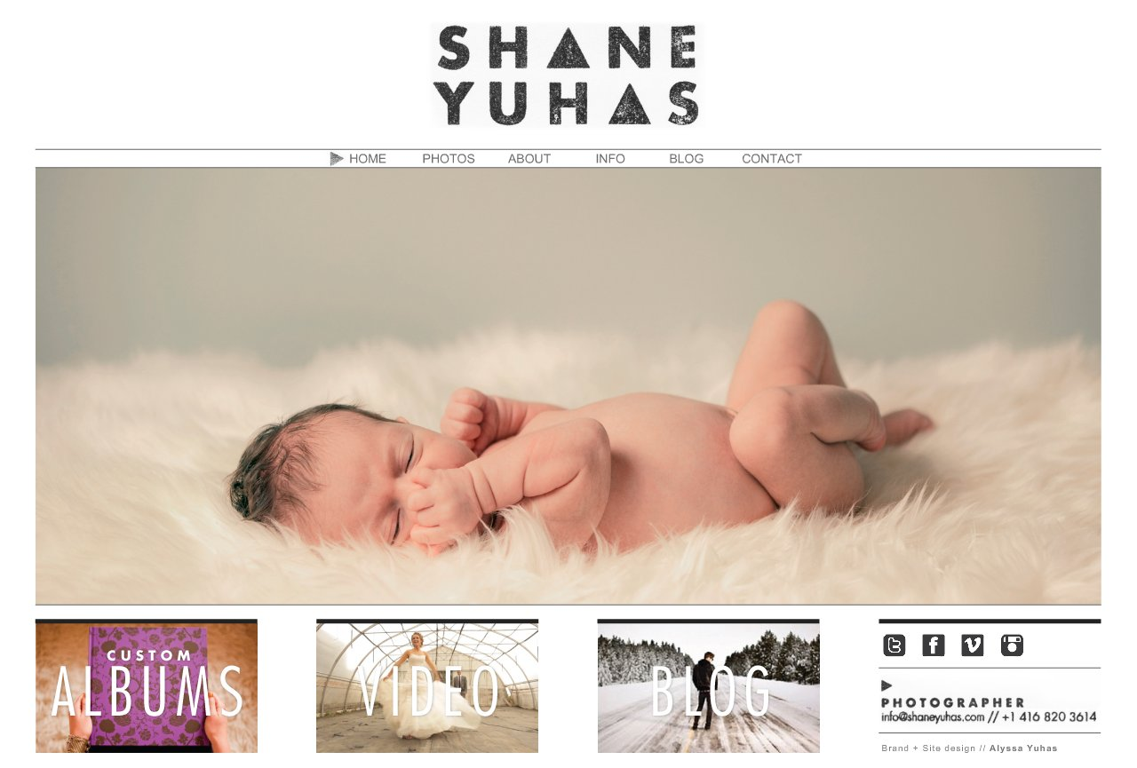 Shane Yuhas Photographers