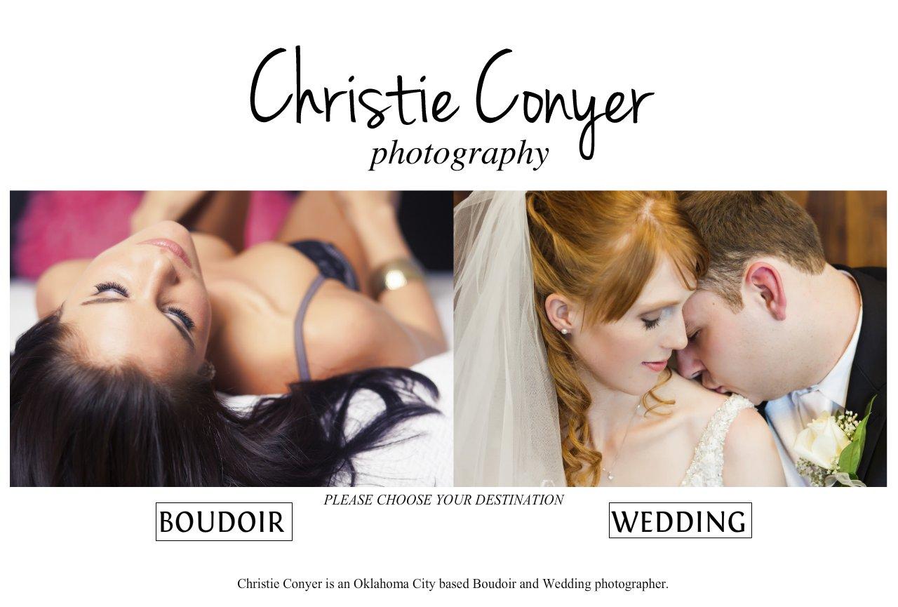 Oklahoma City Boudoir and Wedding Photography