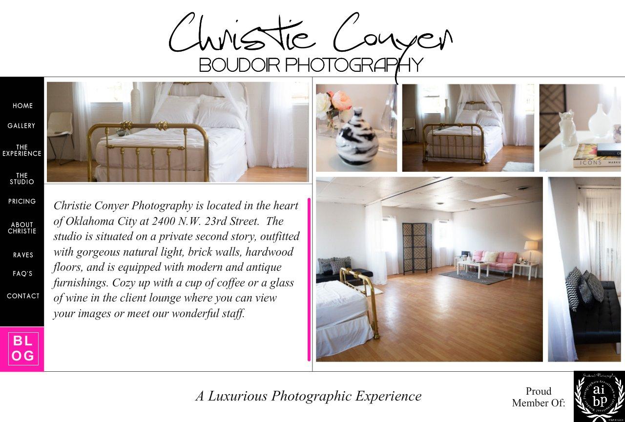 Oklahoma City Boudoir Photography Pricing