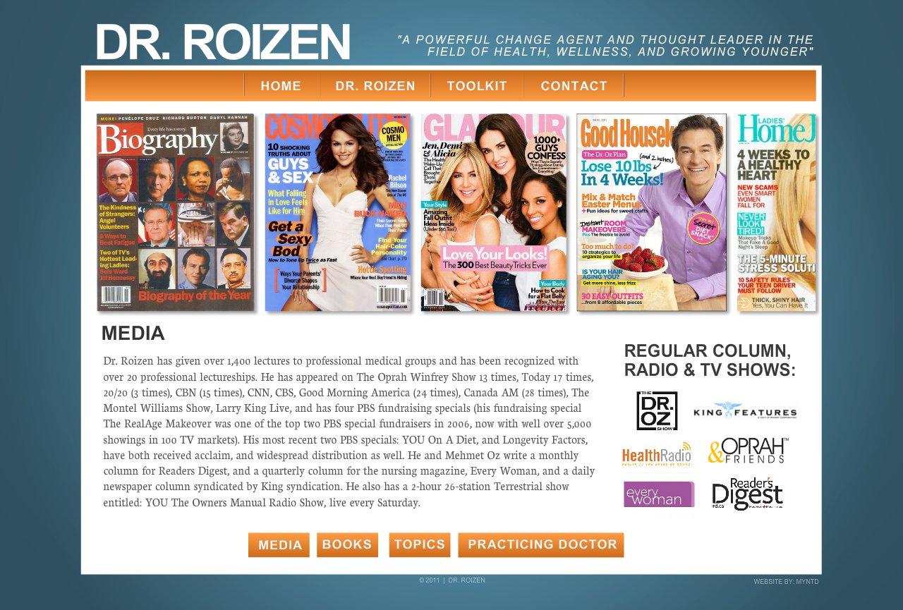 Dr-Roizen-Media