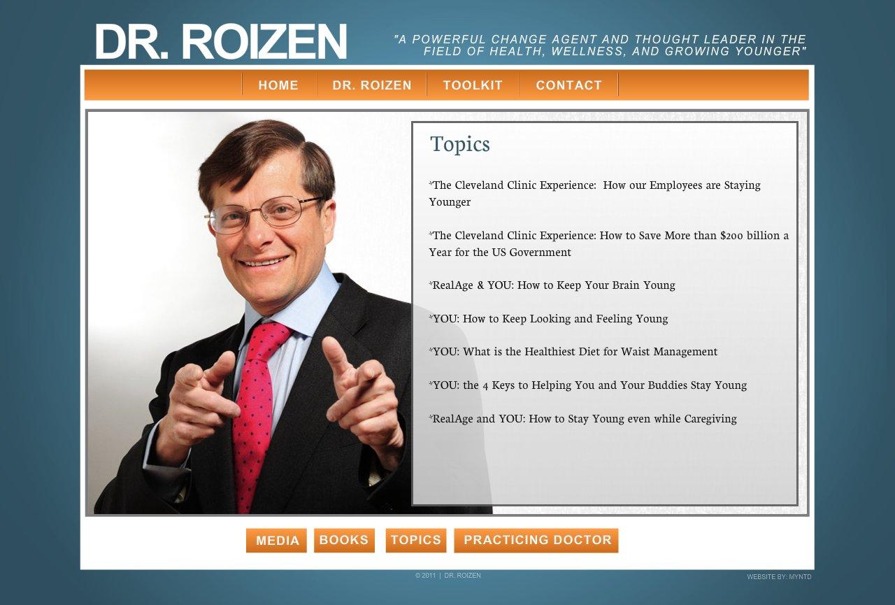 Dr-Roizen-Topics