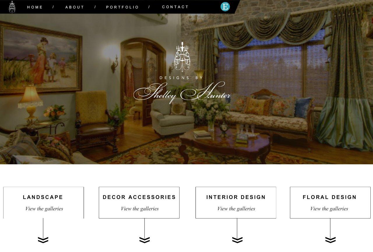 Designs by shelley hunter inc interior design design for Home decor of 9671 inc