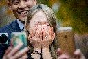 wedding proposal photo