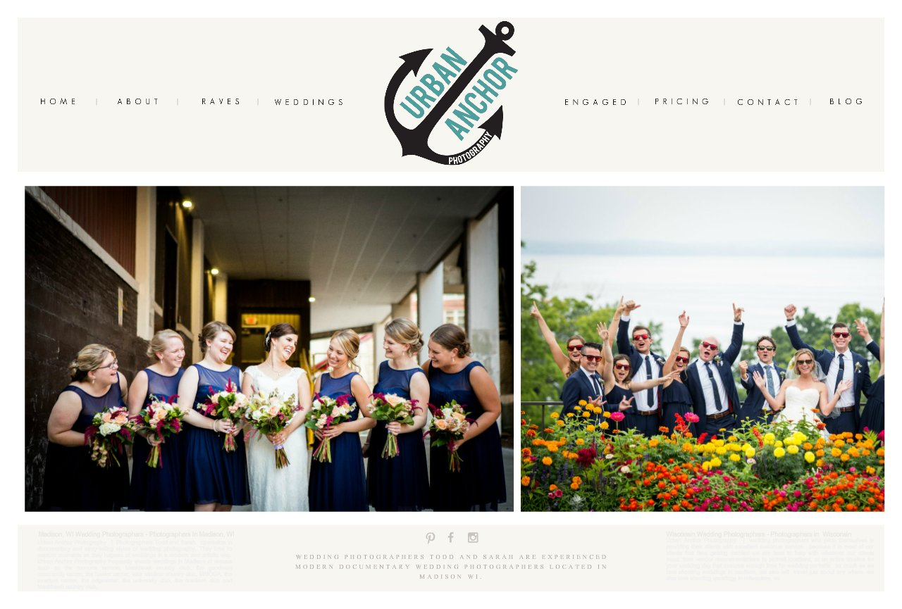 Wisconsin wedding photographer wedding photographer in for Wedding photographers madison wi