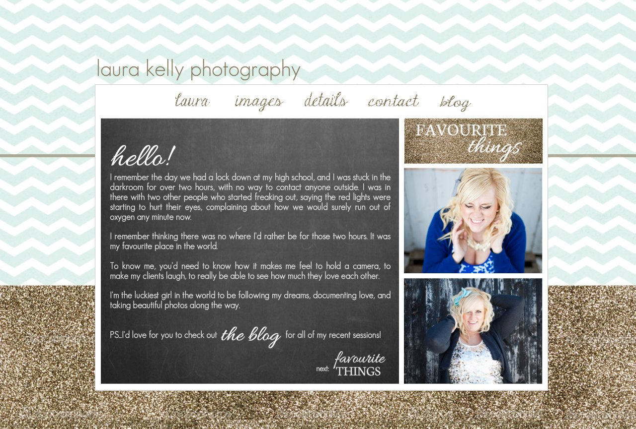 About Laura Kelly - Ottawa Wedding Photographer