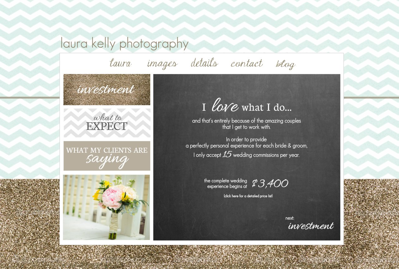 Details - Ottawa Wedding Photography Pricing