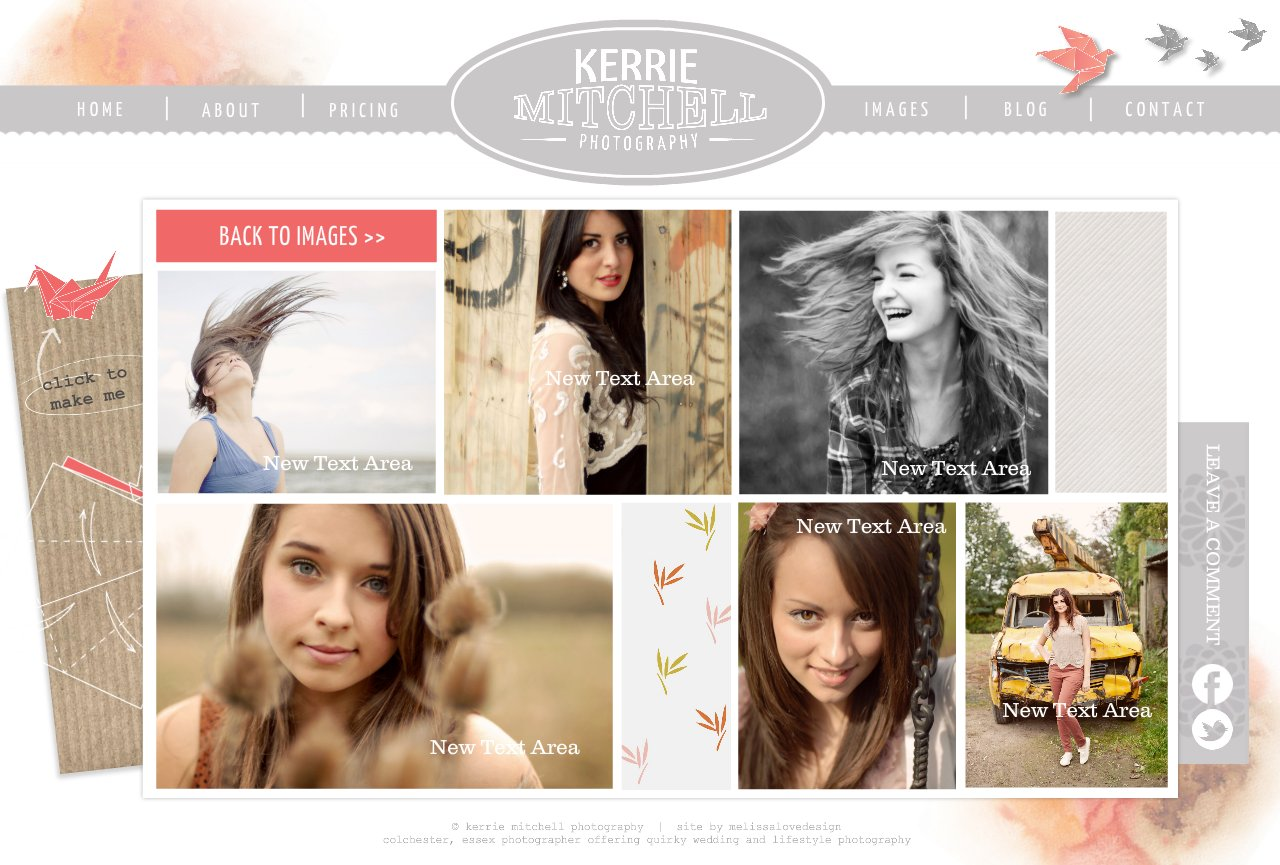 Kerrie Mitchell Photography  I  Teen Photo Shoot Galleries