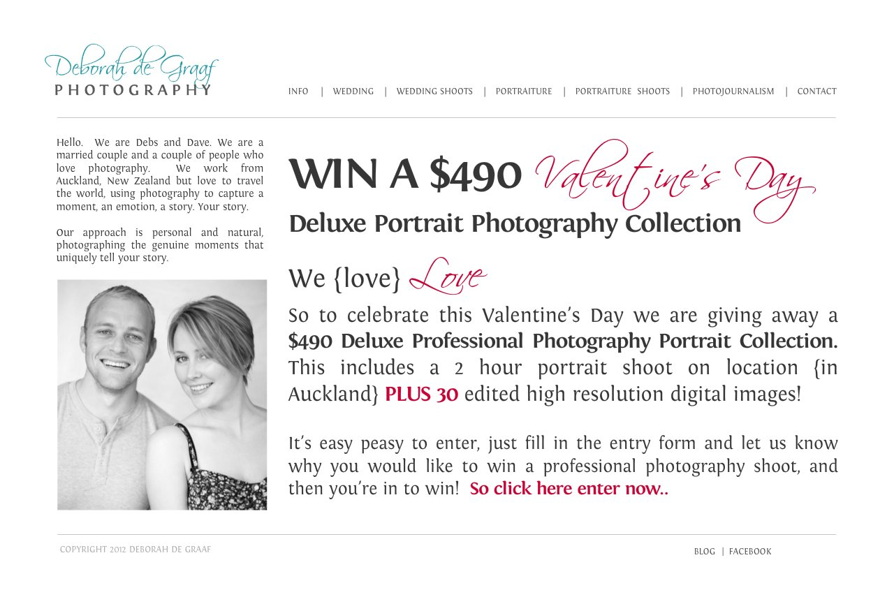 WIN Portrait Photography