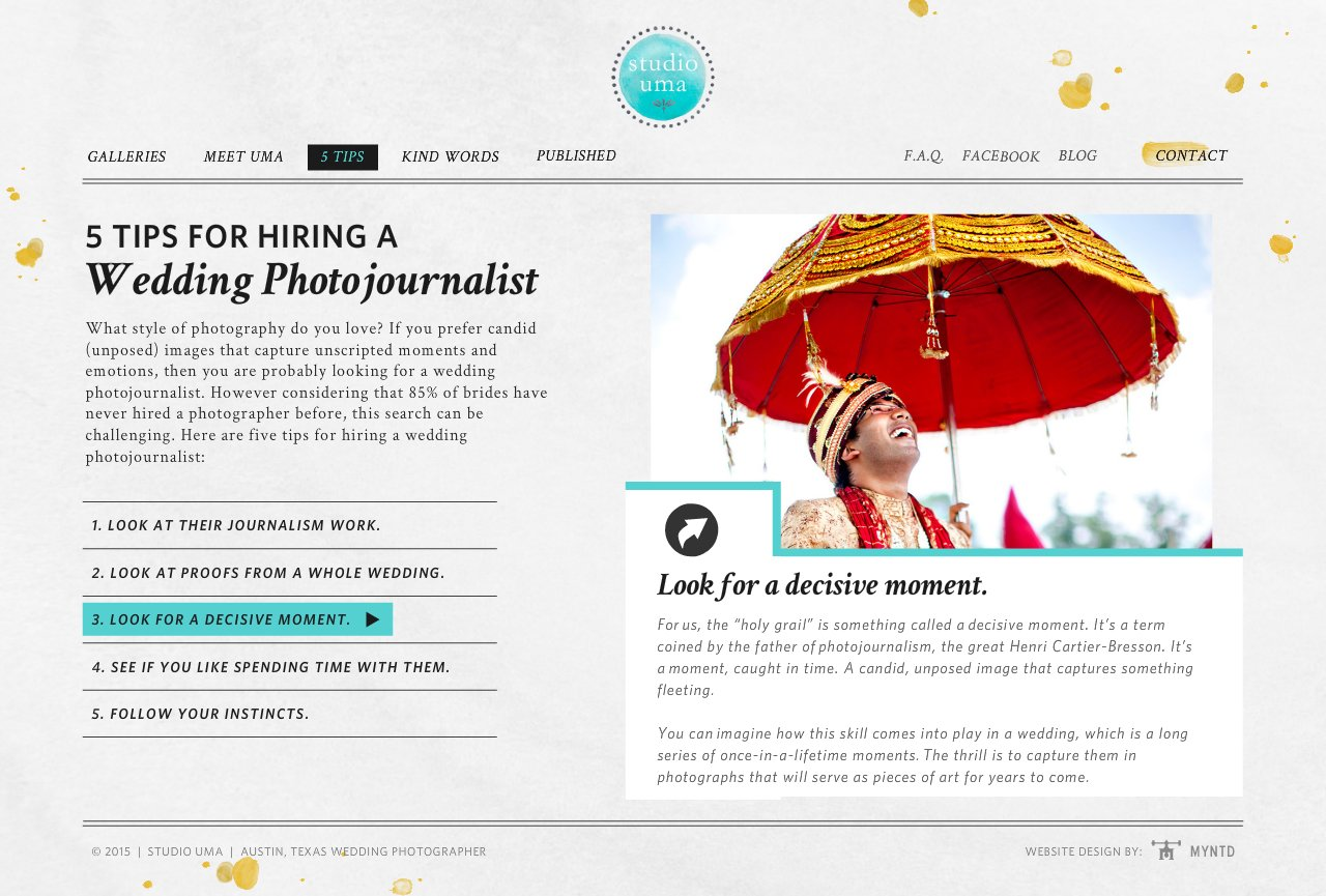 5 Tips for Hiring a Wedding Photojournalist