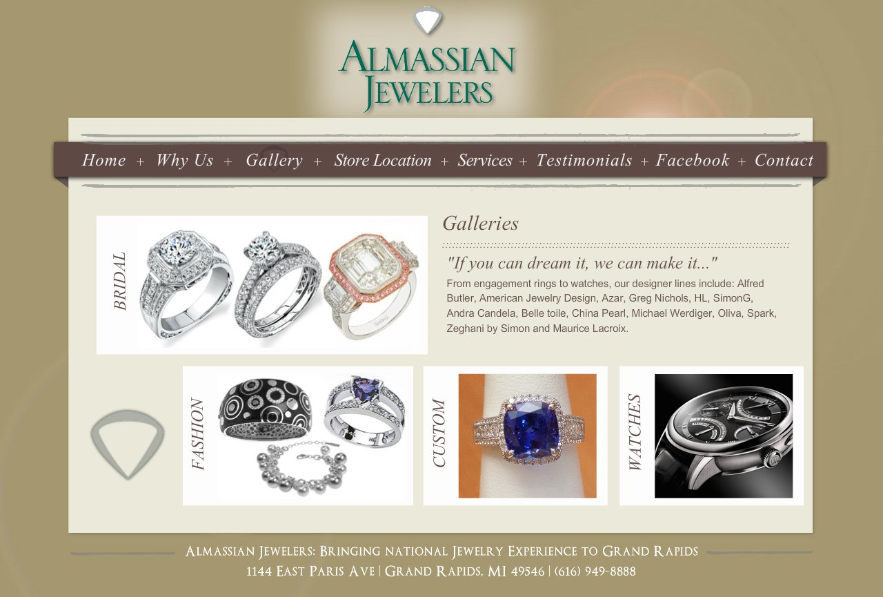 Grand Rapids Jeweler - Gallery