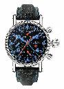 Timemaster Chronograph Date Nighthawk CH_7533_nh