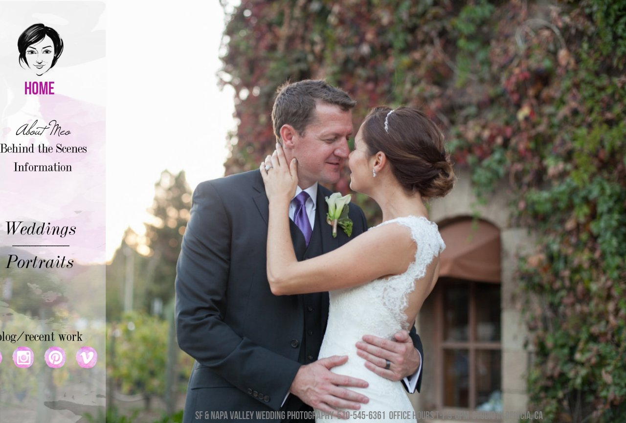 San Francisco/Napa Valley Wedding Photographer