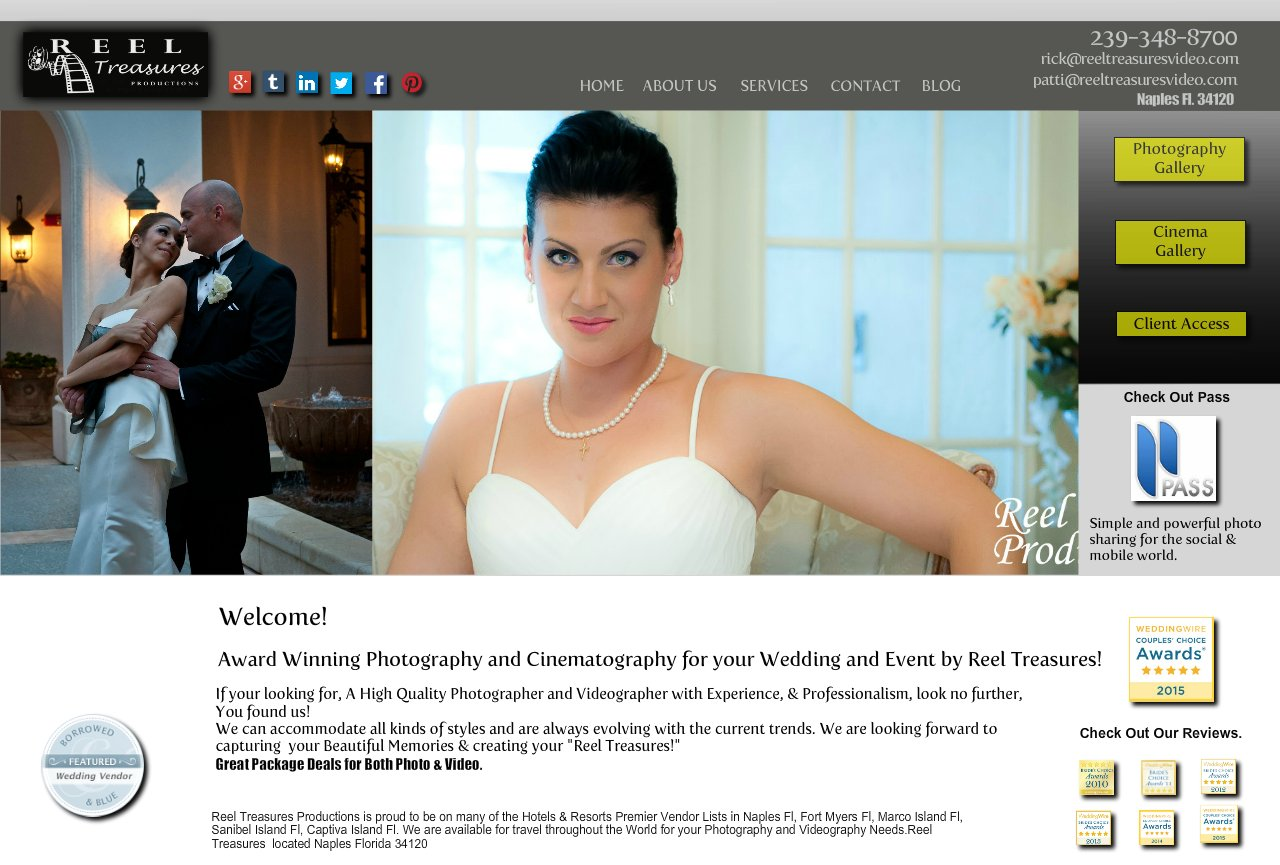 Photography & Videography for your Wedding or Event