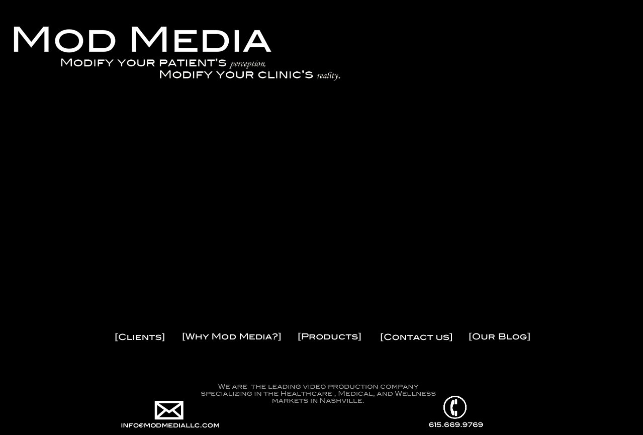 Web Video Production Home Mod Media