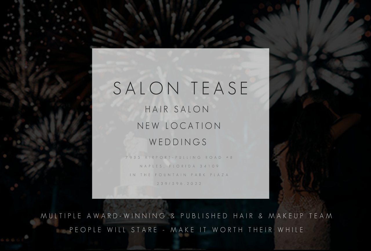 SALON TEASE - Multiple Award-Winning Naples Hair Salon