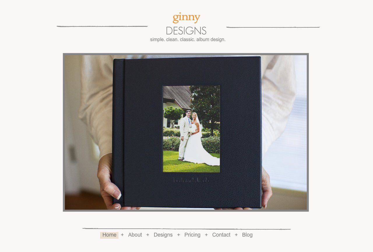 wedding album designer