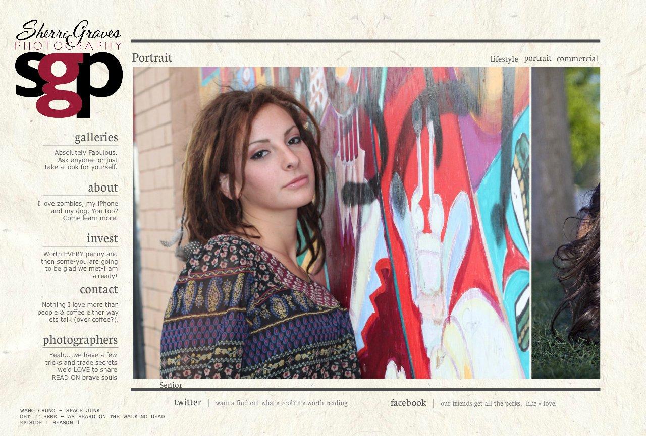 Sherri Graves Photography Gallery-Portrait