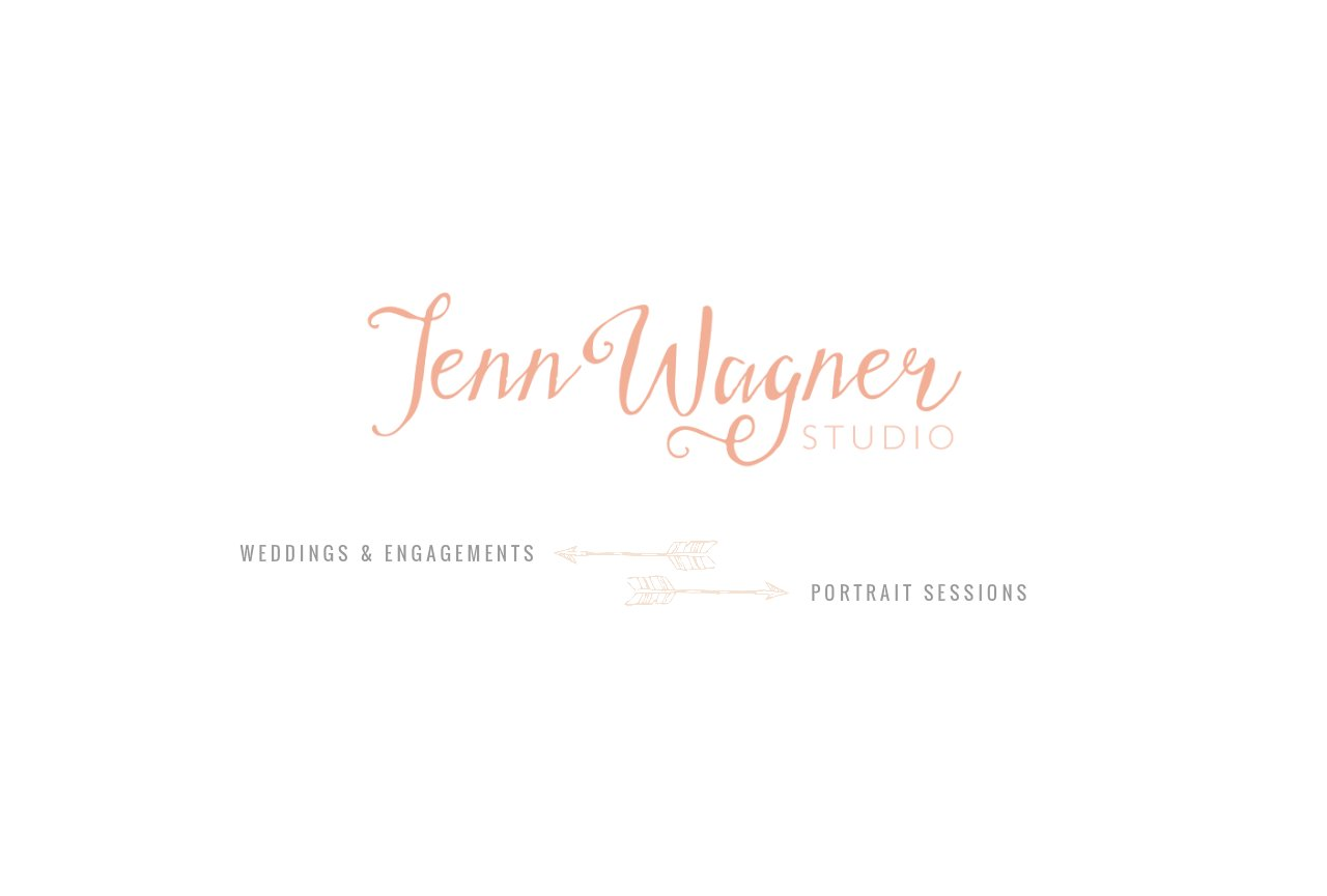 Jenn Wagner Photography Splash Page