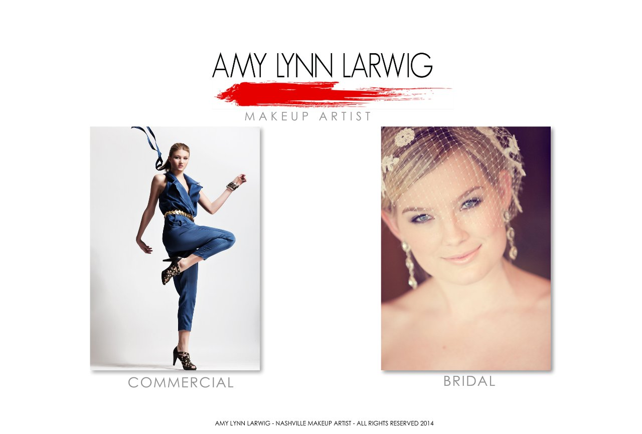 Nashville Makeup Artist Amy Lynn Larwig Home
