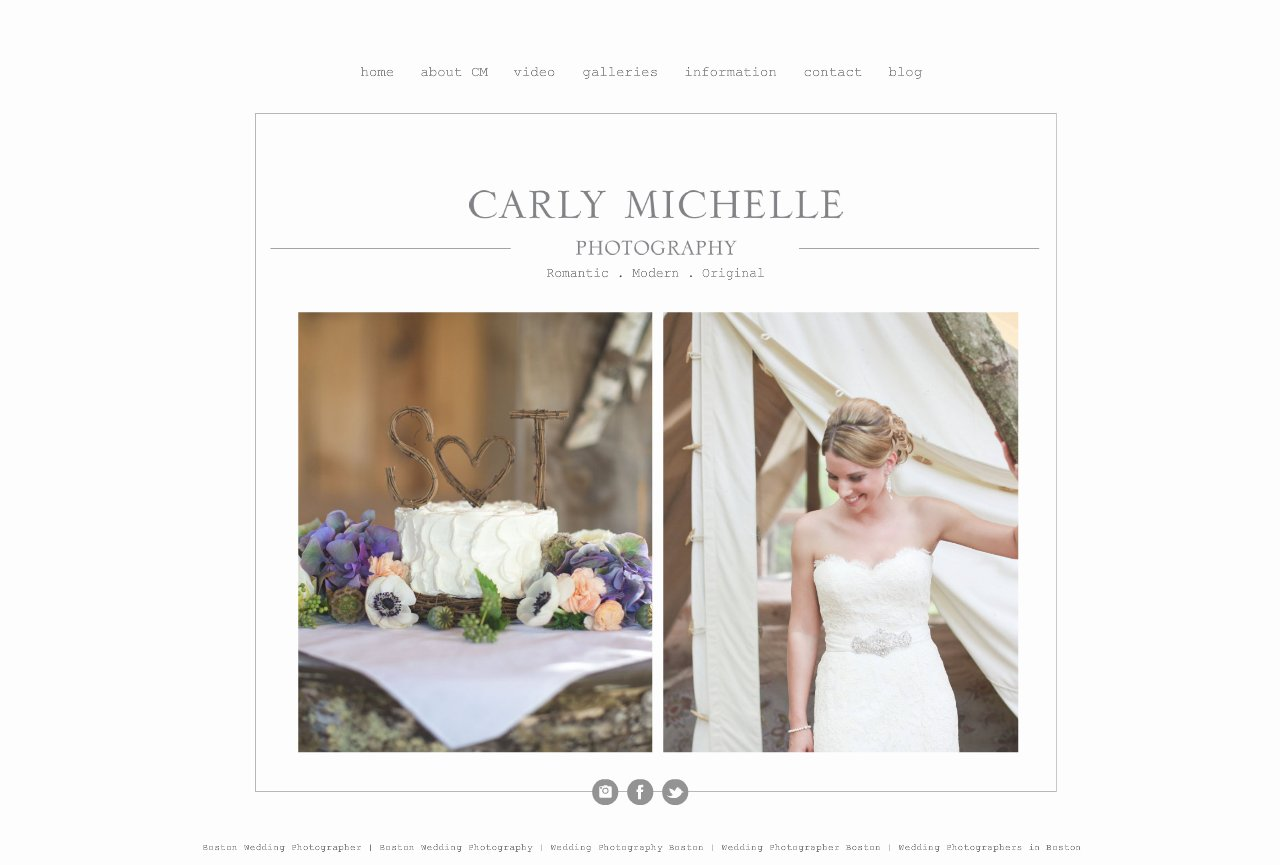 Welcome | Boston Wedding Photographer
