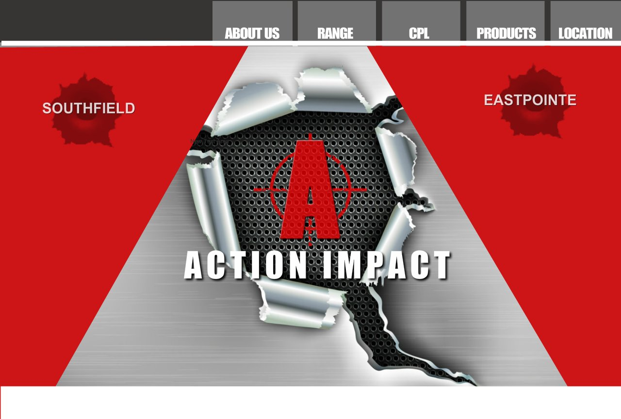 Action Impact Gun Range and Gun Store Michigan