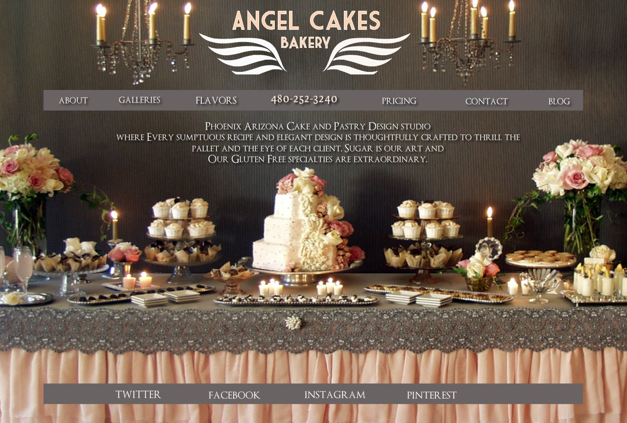 Wedding Cakes Phoenix Az