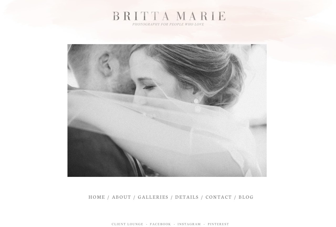 Britta Marie Photography Fine Art Wedding Photography