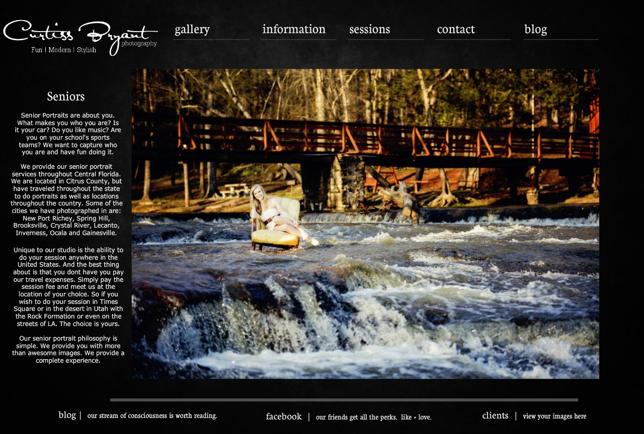 Senior Portrait Photographers - Central Florida - Citrus County, Pasco, Marion, Hernando, Ocala