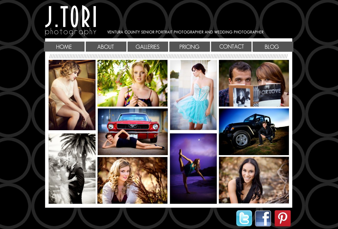 Home - Senior Portrait Photographer and Wedding Photographer Ventura County