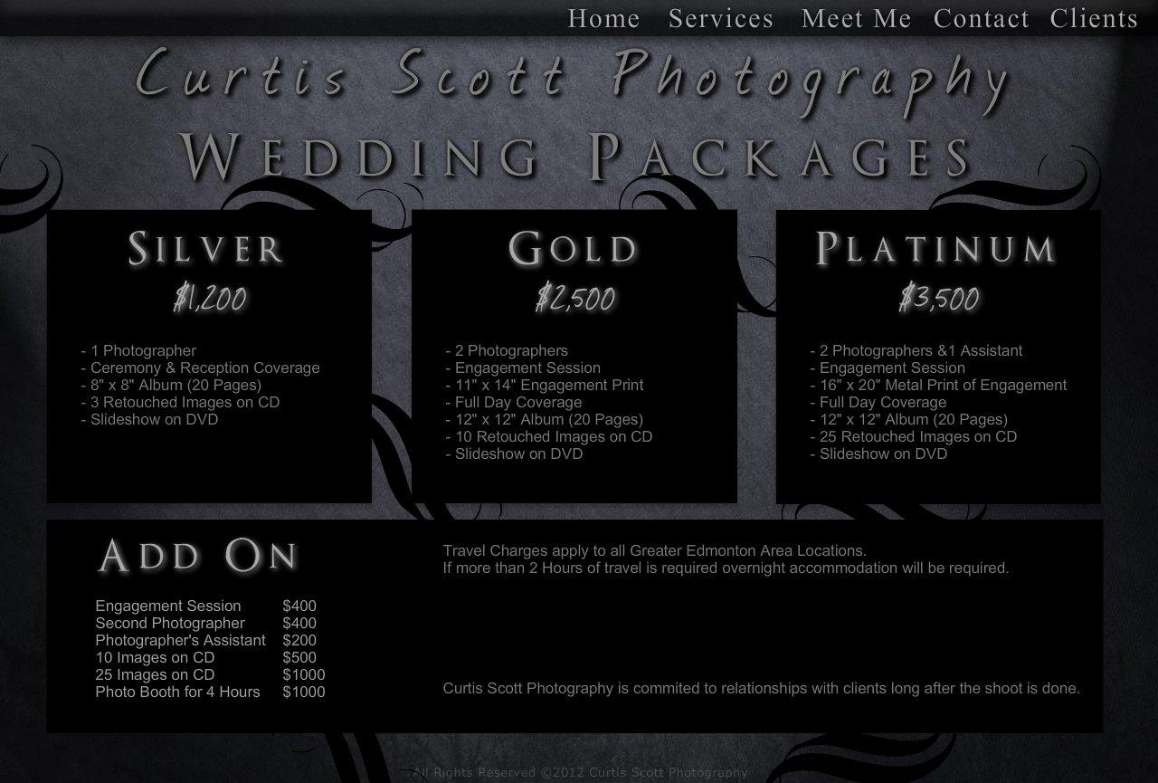 Wedding Price List images – Wedding Price List