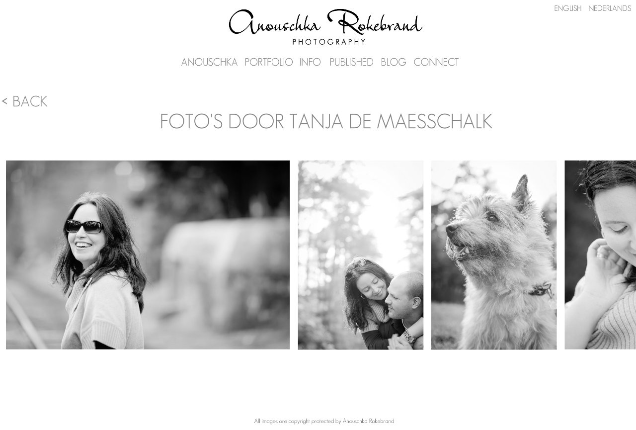 Anouschka Rokebrand Photography - Photos of us by Tanja de Maesschalk
